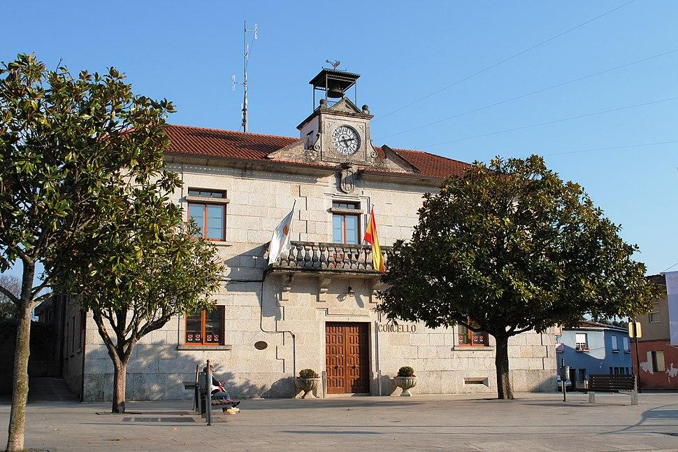 Casa do Concello de Tomiño
