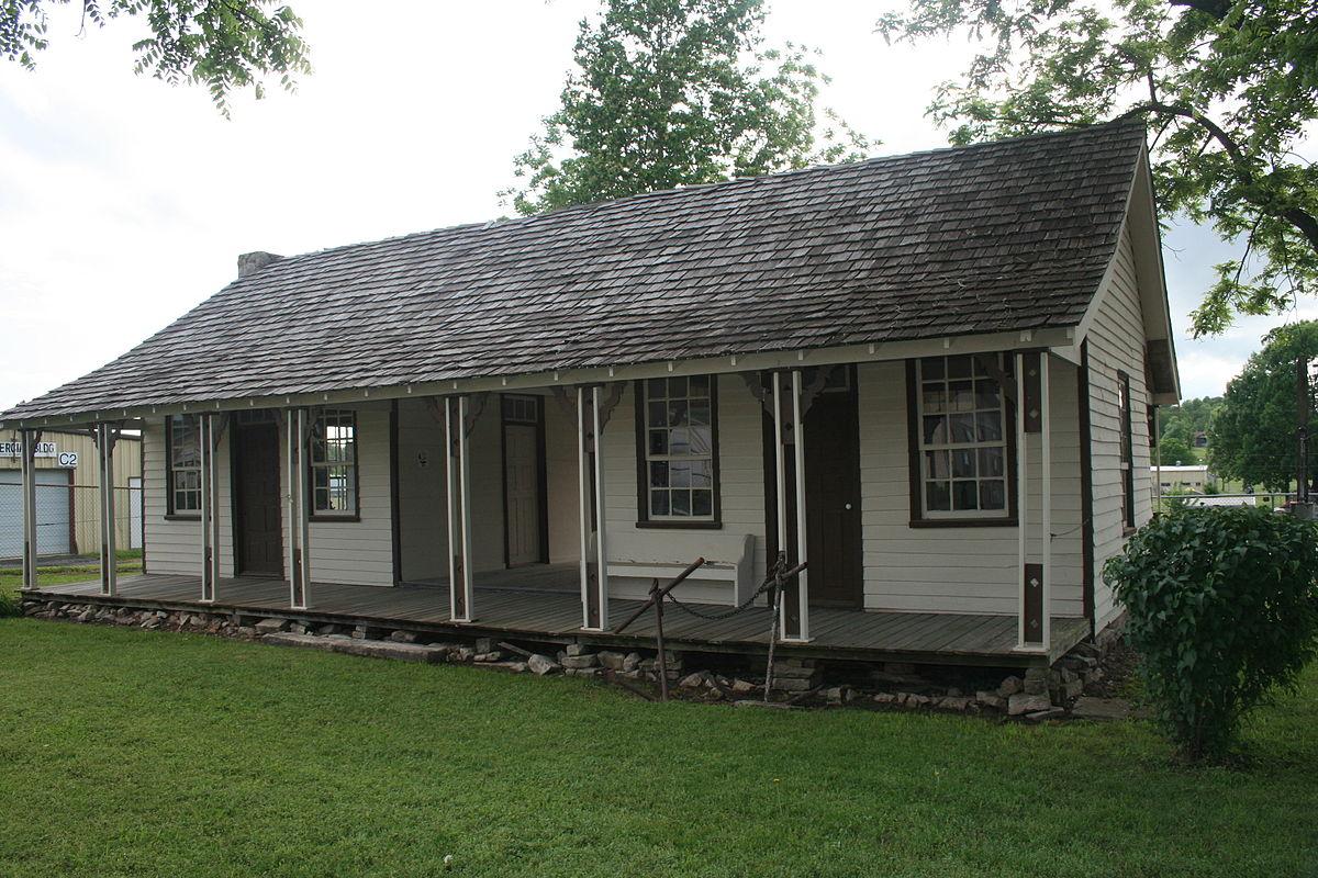 Casey house mountain home arkansas wikipedia for Mountain house media