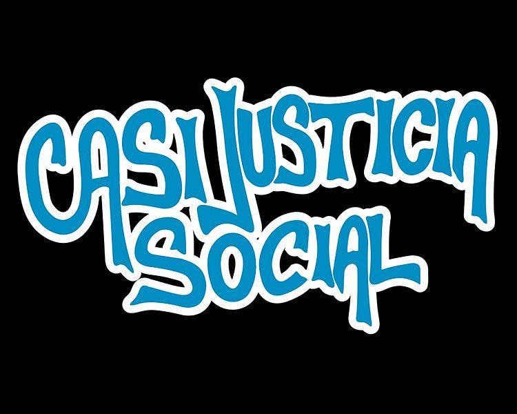 FRASES DE CALLEJEROS Y CASI JUSTICIA SOCIAL