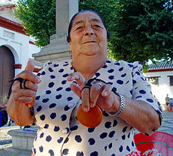 meaning of castanets