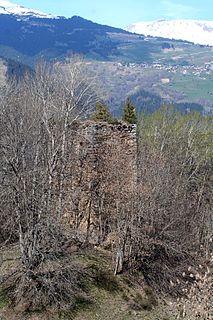 Castelberg Castle