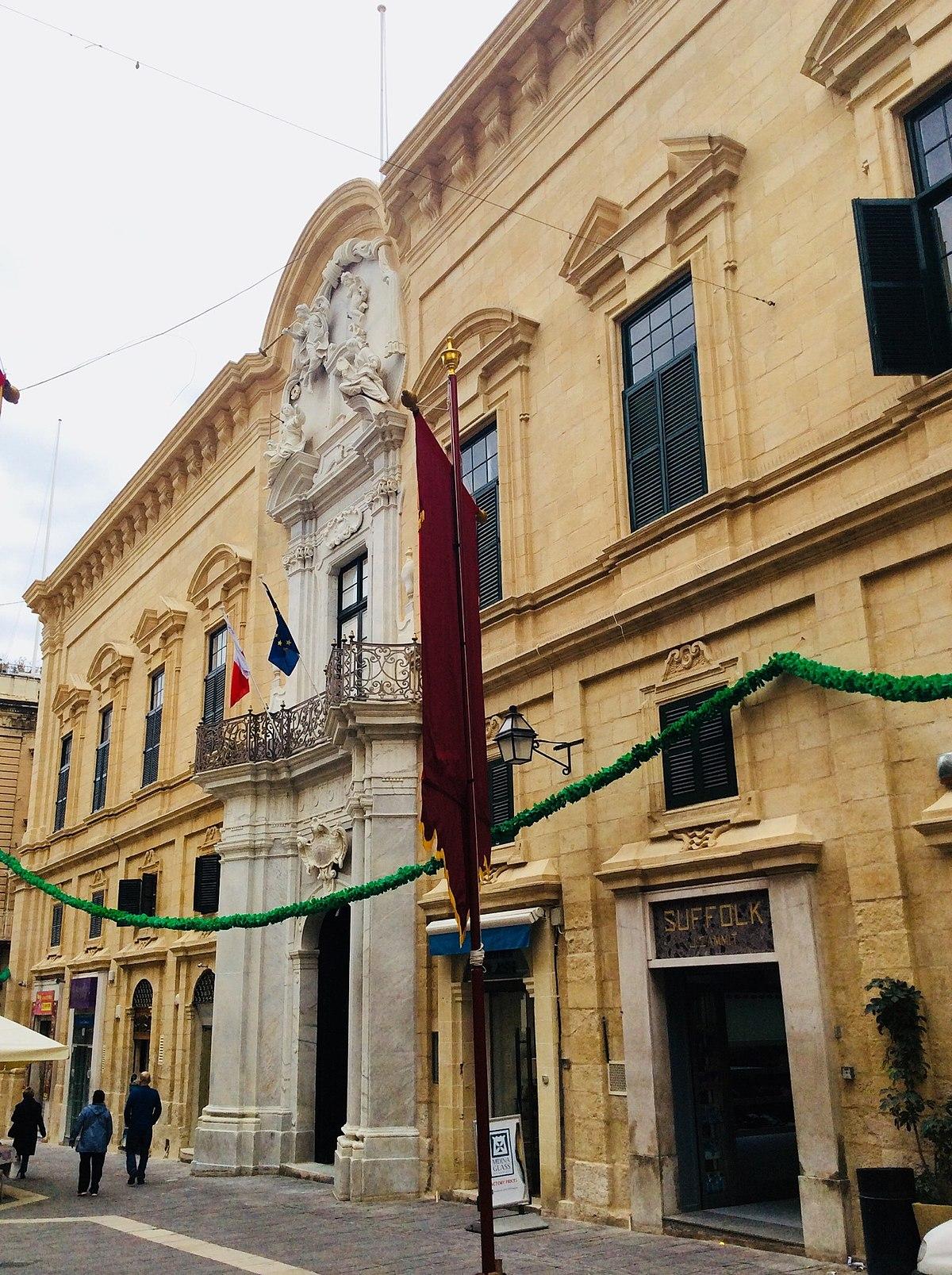 Castellania Valletta Wikipedia