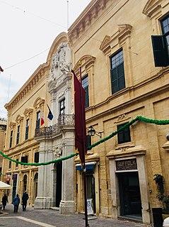Castellania (Valletta)