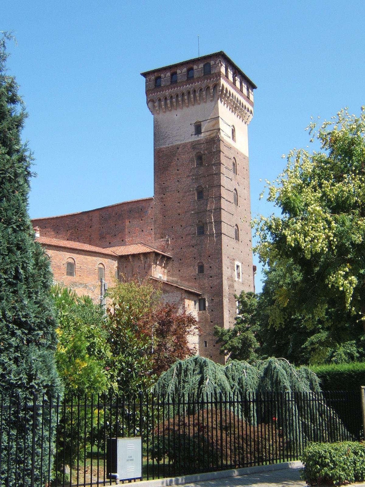 Castello Di Rovasenda Wikipedia