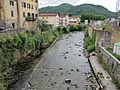 Castelnuovo garfagnana, il turrite secca.JPG