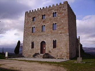 Alfoz - Pardo de Cela Castle in Alfoz