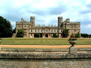 Marquess of Northampton - Castle Ashby House in Northamptonshire