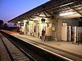 Castle Cary railway station - platform 1 - 02.jpg