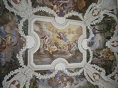 Castle Statenberg, fresco of peace.JPG