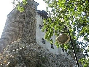 Bran Castle - Image: Castle bran 01