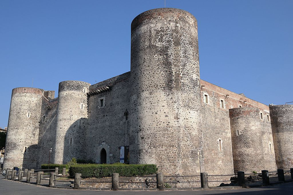 Catania - Castello Ursino 03