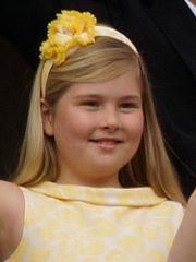Catharina-Amalia, Princess of Orange