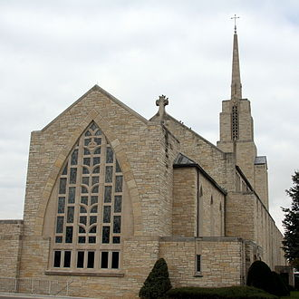 Cathedral of Saint Joseph the Workman - Image: Cathedral La Crosse WI