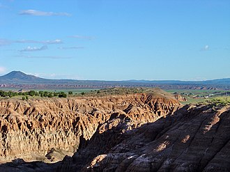 Lincoln County, Nevada - Cathedral Gorge and Lincoln County near Panaca