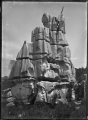 Cathedral Rock (limestone rock formation) at Waro, 1923 ATLIB 300300.png