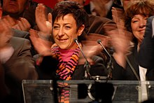 Catherine Lemorton - Cohen's rallye, Toulouse town election, 2008 - 2252.jpg