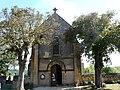 Cause-de-Clérans église Cause entrée.JPG