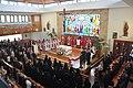 Celebración de la festividad de San Lucas Evangelista en Villanueva del Pardillo 07.jpg