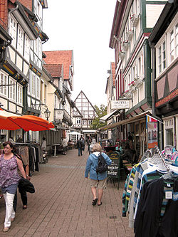 Celle travel guide at wikivoyage for Flammkuchen celle