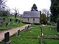 Cemetery near Charmouth - geograph.org.uk - 1804298.jpg