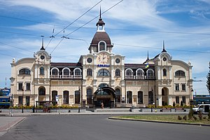 Center, Lutsk, Volyns'ka oblast, Ukraine - panoramio (10).jpg