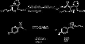 Organocerium chemistry - Nucleophilicity of organocerium reagents