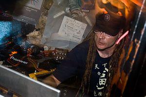 Neo (nightclub) - a DJ at the club in 2009