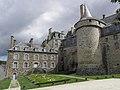 Châteaugiron (35) Château 04.jpg