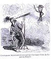 Cham L'astronome Balochard découvre l'étoile de Musard 1851.jpg