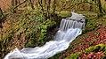 Chantrans, cascade du moulin de Bonnecreau.jpg