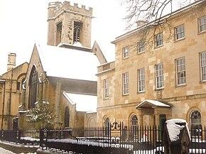 La kolegio de St Peter, Oksfordo