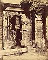 Charles Moravia (British - (Exterior of the Hindu Temple in Kootub) - Google Art Project.jpg