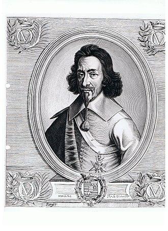 Charles de La Vieuville - Image: Charles de la Vieuville