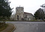 Charlton Marshall, parish church.JPG