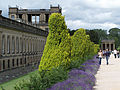 Chatsworth - Lavender Avenue Alongside the House.jpg