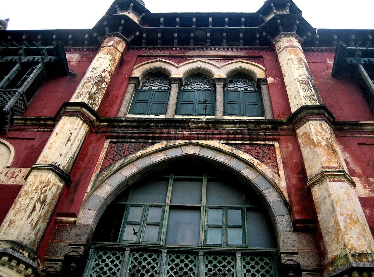 Chepauk Palace - Wikipedia