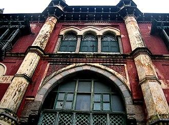 Chepauk Palace - Modern photo