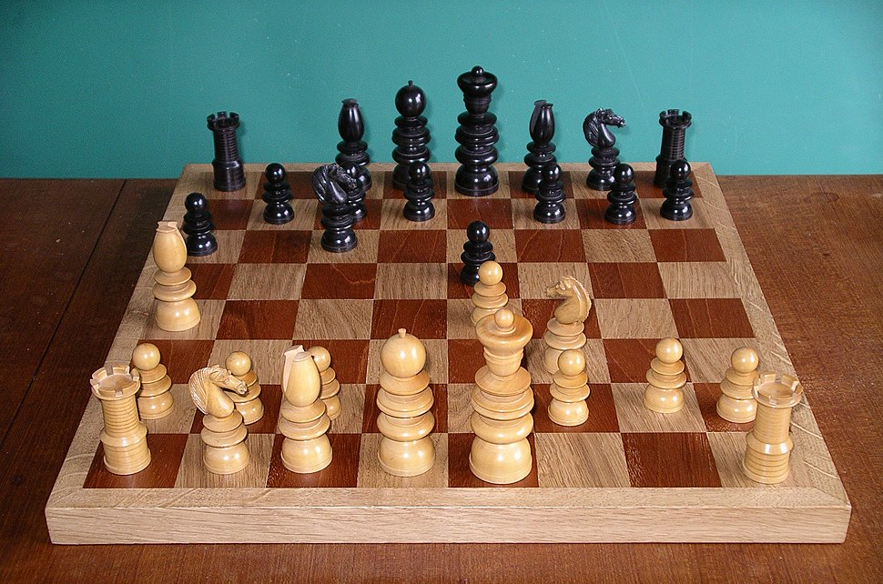 Chess set 4o06