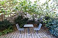Chess tables, Jardin Anne Frank, Paris 11 November 2016.jpg