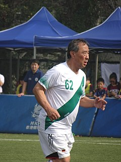 Cheung Chi Wai Hong Kong-born Chinese footballer