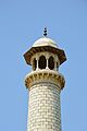 Chhatri - South-eastern Minaret - Taj Mahal - Agra 2014-05-14 3800.JPG