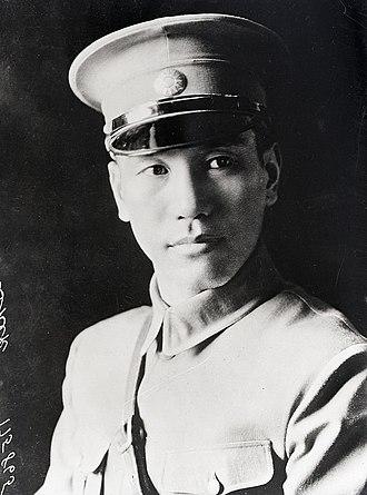 Chiang Kai-shek - Chiang, early 1920s