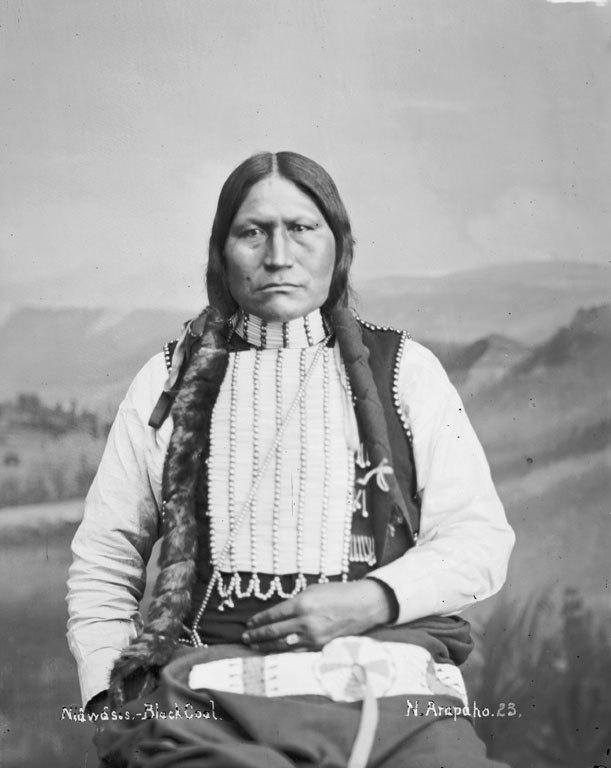 Chief Black Coal - An Arapaho Chief
