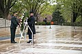 Chief of Staff Republic of Korea Army visits Arlington National Cemetery (25789649383).jpg
