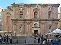 Chiesa di Sant Angelo a Nilo Napoli facciata.jpg