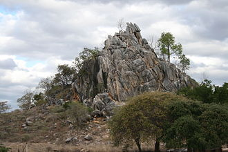 Chillagoe, Queensland - Limestone boulders, Chillagoe