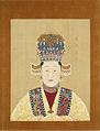 China's Ming Dynasty Empress Xiaoan.JPG