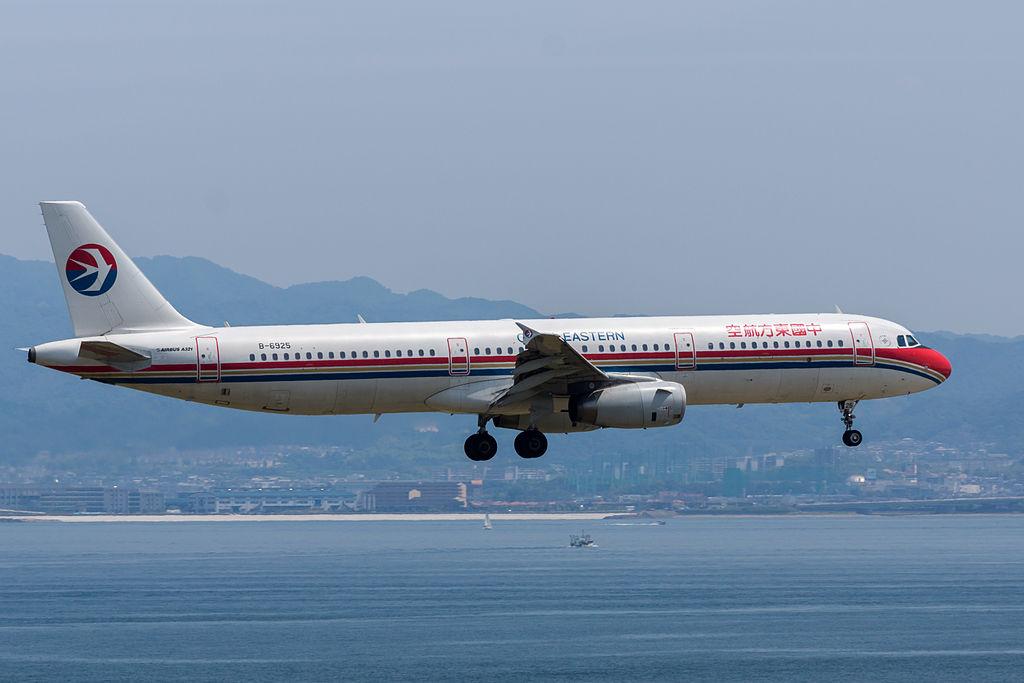china flights from shanghai osaka