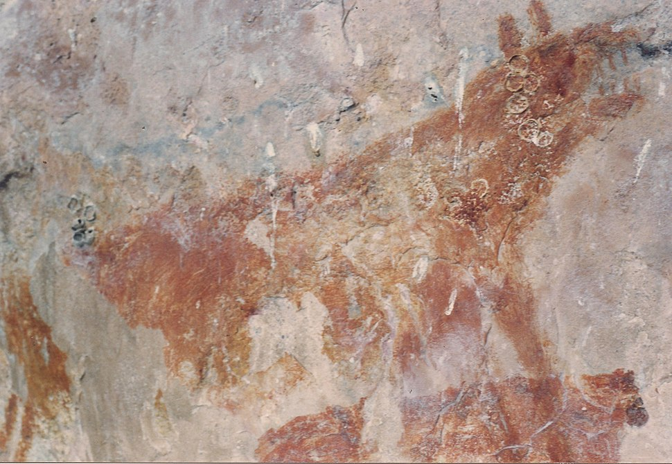 Chiribiquete petroglyph 3