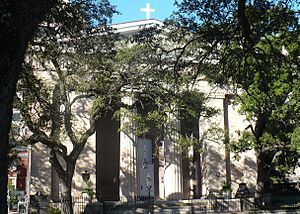 Church Street East Historic District - Image: Christ Church Mobile 2008